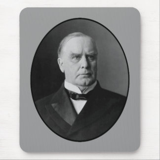 President William McKinley Mouse Pad