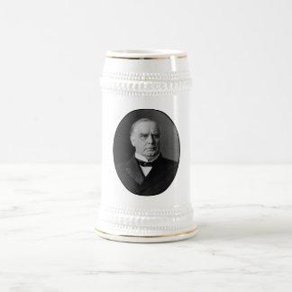 President William McKinley Beer Steins