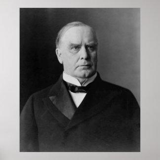 President William McKinley Poster