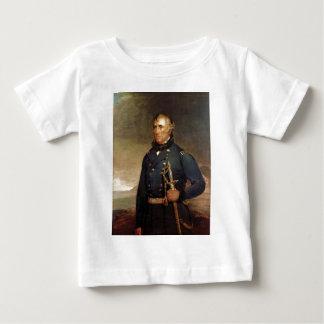 President Zachary Taylor by Joseph Henry Bush Baby T-Shirt