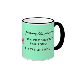 President Zachary Taylor* Coffee Mug