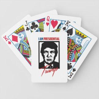 Presidental Donald Trump Playing Cards