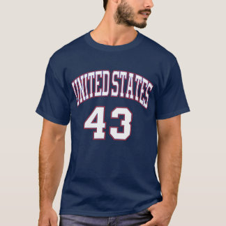 PresidenTees #43 Bush T-Shirt