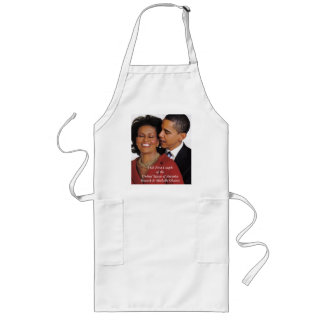 Presidential Commemorative Products Long Apron