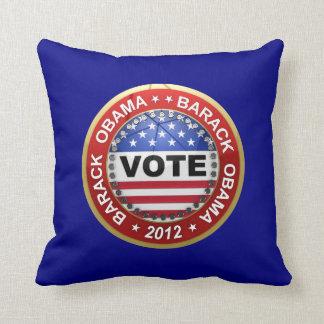 Presidential Election 2012 Barack Obama Pillow