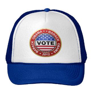 Presidential Election 2012 Barack Obama Trucker Hat