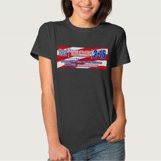 Presidential Election 2016 Hillary Trump Cruz Anti T Shirt