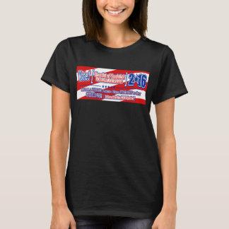 Presidential Election 2016 Hillary Trump Cruz Anti T-Shirt