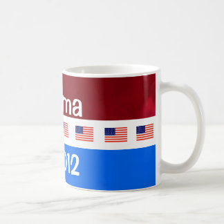 Presidential Election Campaign 2012 Obama Mugs