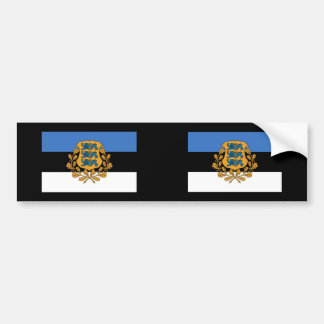 Presidential Estonia, Estonia Bumper Sticker