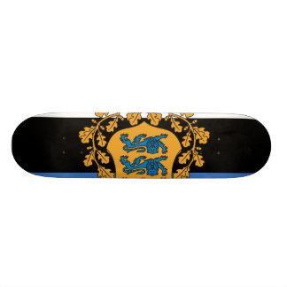 Presidential Estonia Estonia Skateboard Deck