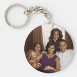 Presidential Family Keychain