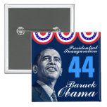 Presidential Inauguration Buttons