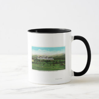Presidential Range in September Mug