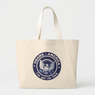 Presidential Seal Tote Bags