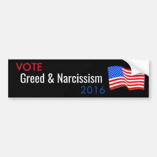 Presidential Sticker 2016 Bumper Sticker