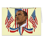 Presidential Vote Barack Obama for President 2012 Greeting Card