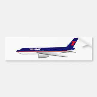 President's Air Force One Bumper Sticker
