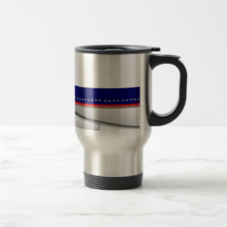 President's Air Force One Stainless Steel Travel Mug
