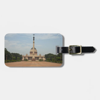 President's House Luggage Tag