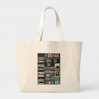 Presidents of USA, on stamps Tote Bags