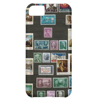Presidents of USA, on stamps iPhone 5C Cases