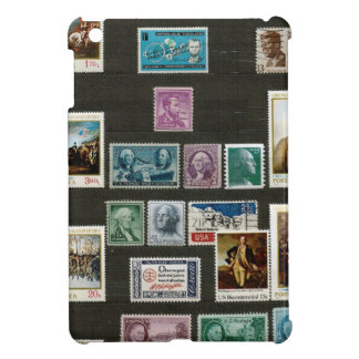 Presidents of USA on stamps iPad Mini Covers