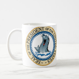 President's Seal Coffee Mug