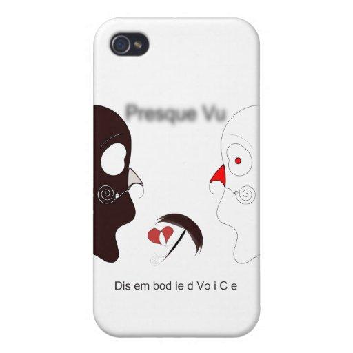 Presque Vu iPhone4 Case Cases For iPhone 4