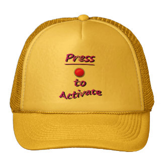 Press To Activate Hats