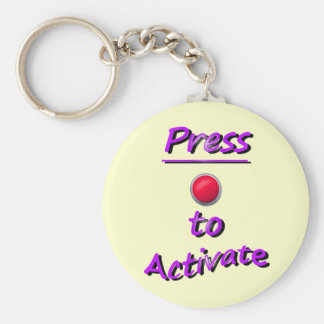 Press To Activate Keychain