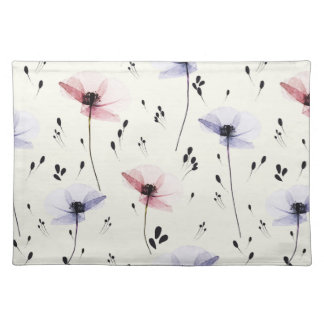 Pressed Floral Placemat