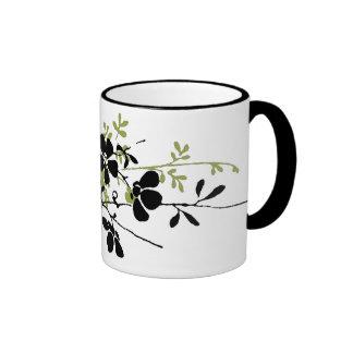 Pressed Flowers Mug