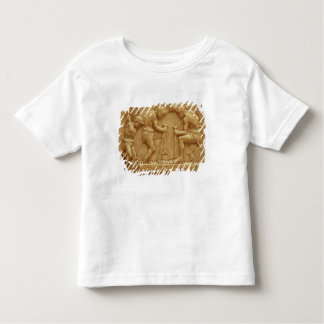Pressing the Grapes (marble) Toddler T-Shirt