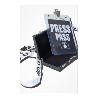 PressPassBriefcase.png Customized Stationery