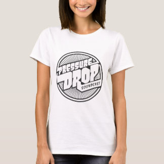 Pressure Drop Soundcast Logo T-Shirt
