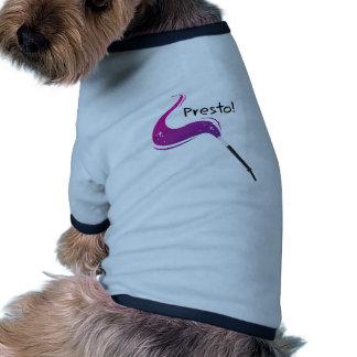 Presto! Pet Shirt