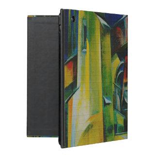 Preston Dickinson - Factory iPad Cover