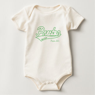 Preston High School Baby Bodysuit