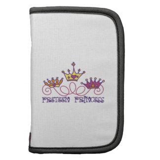 Preteen Princess Organizers