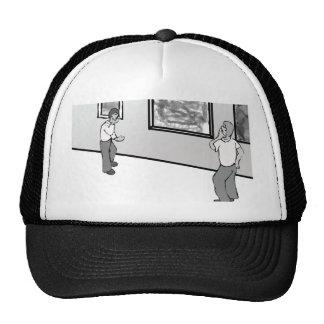 Pretentious and derivative Shirts Cap