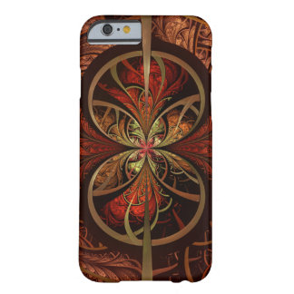 Pretty Abstract Kaleidoscope Swirls Design Case