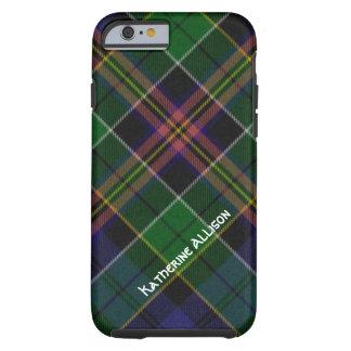 Pretty Allison Tartan Plaid iPhone 6 case