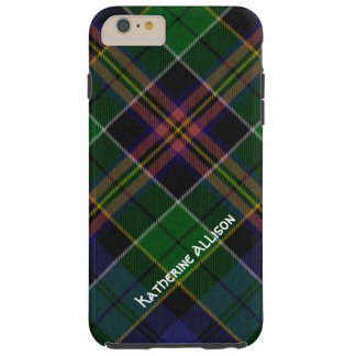 Pretty Allison Tartan Plaid iPhone 6 Plus case