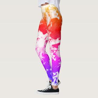 Pretty and dynamic leggings