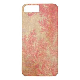 Pretty Antique Vintage Abstract Fractal Vines iPhone 7 Plus Case