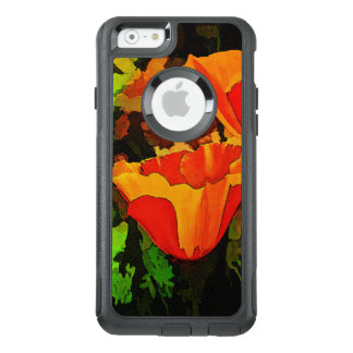 Pretty As A Poppy OtterBox iPhone 6/6s Case