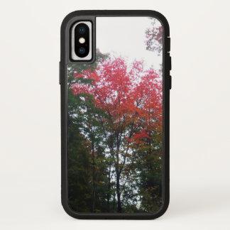 Pretty Autumn Tree iPhone X Case