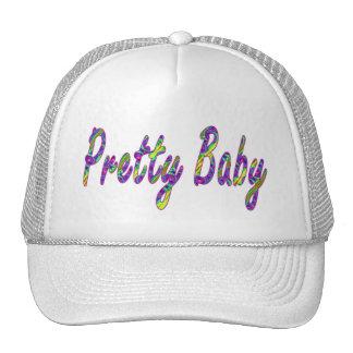 pretty baby trucker hats
