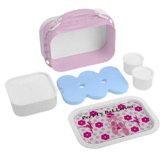 Pretty Ballerina Lunch Box